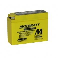 MOTOBATT QUADFLEX MBT4BB 12V 40CCA MOTORBIKE BATTERY YT14B-BS, YT4B-BS FREE SHIPPING NATIONWIDE