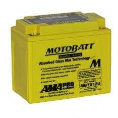 MOTOBATT QUADFLEX MBTX12U 12V 200CCA MOTORBIKE BATTERY YTX14L-BS YTX12-BS YTX14H FREE SHIPPING NATIONWIDE
