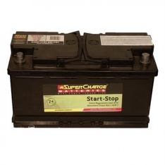 SuperCharge MF88HSS Start-Stop AGM Battery 12V 850CCA LN5