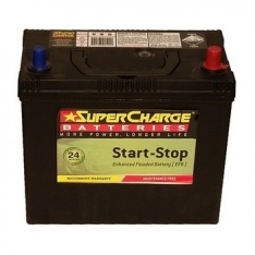SuperCharge MFB24EF Start-Stop EFB Battery 12V 460CCA N55, N-55