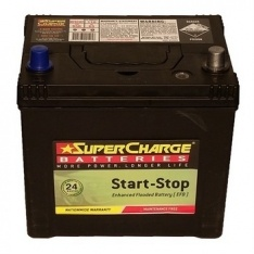 SuperCharge MFD23EF Start-Stop EFB Battery 12V 600CCA Q85L, Q 85