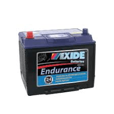 N50ZZ AUTO/COMMERCIAL EXIDE ENDURANCE BATTERY NS70 620 CCA 30 MONTH WARRANTY
