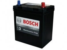 BOSCH NS40ZL 330 CCA Small Battery FREE SHIPPING EXCEPT RURAL AREAS
