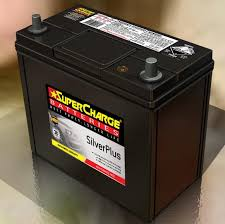 SUPERCHARGE NS60 BATTERY 380 CCA 30 MONTHS WARRANTY SMALL POST (RIGHT HAND) FREE SHIPPING EXCEPT RURAL AREAS
