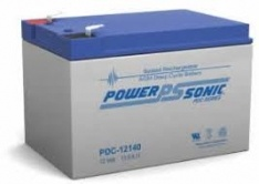 POWERSONIC PDC-12140 12v 14ah AGM Deep-Cycle Batteries Sealed