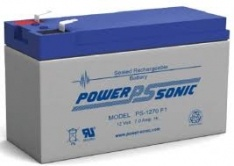 POWERSONIC PS-1270 12v 7ah AGM VRLA Sealed