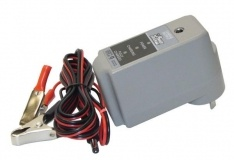 MOTORBIKE BATTERY CHARGER 12 V – 1.6 AMP POWERTRAIN PTC12V1.6A