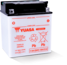 YB30CL-B Katana Conventional Motorcycle Battery 12V 30AH 6 MONTHS WARRANTY