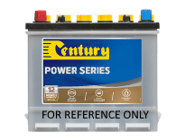 G46 CENTURY EXTRA HEAVY DUTY POWER SERIES 350 CCA 12 MONTHS WARRANTY