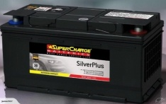SUPERCHARGE DIN85L 760 CCA EUROPEAN 30 MONTHS WARRANTY FREE SHIPPING EXCEPT RURAL AREAS