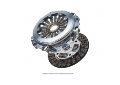 Exedy Standard Replacement Clutch Kit EXEDY MZK-6890 SUITS FORD LASER, MAZDA 323, FORD FESTIVA, MAZDA PREMACY