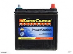 SUPERCHARGE NS40ZLS 300 CCA 2 YEAR WARRANTY LARGE POST (LEFT)