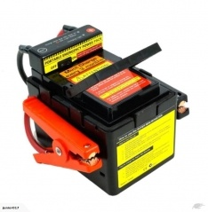 SUPER MINI BOOSTER 12v Jump Starter (SUPER MINI JUMP STARTER)